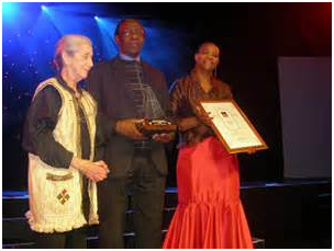 Otty Nxumalo SALA 2007